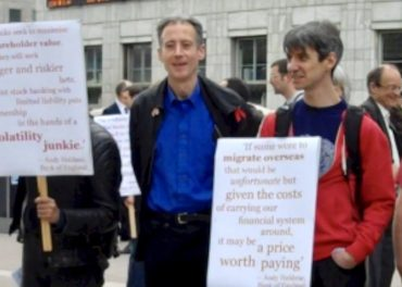 Banks - Peter Tatchell