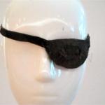 John Wayne eye-patch