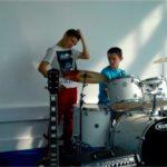 drummer boys jam