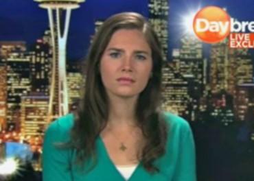 Amanda Knox free