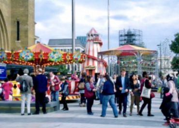 King's Cross - carnival celebrations