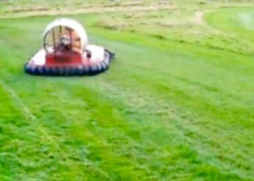 Hovercrafting - picking up speed