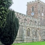 Lead stolen from All Saints Church Narborough