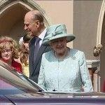 The Queen - an informal visit to Vatican