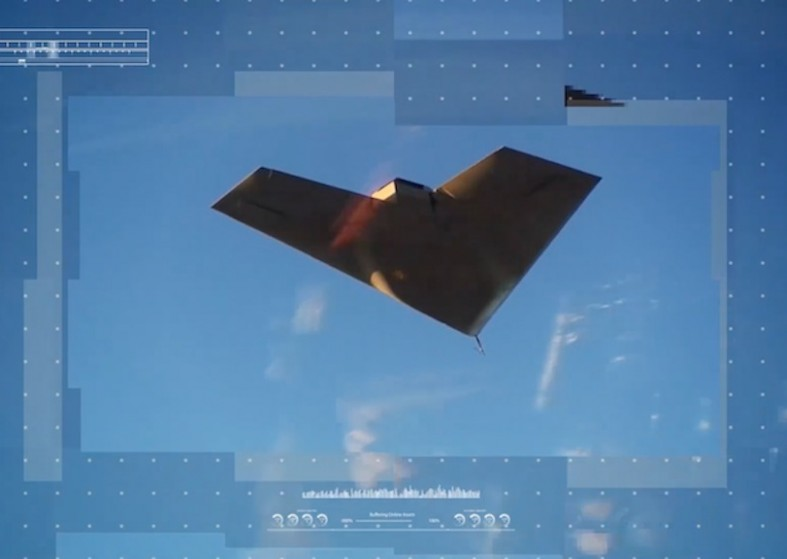 Taranis trial flight