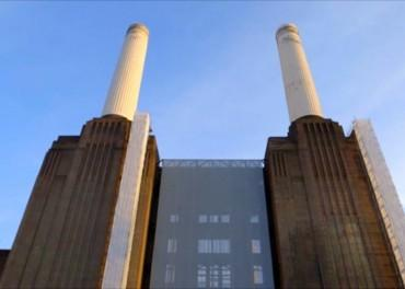 Battersea Power Station rocks!