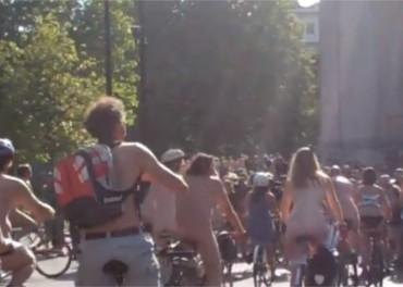 thousands protest world naked day 2013