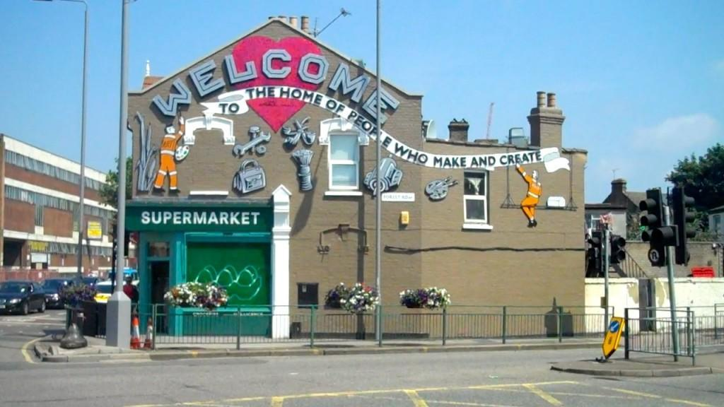 Walthamstow Mural Salutes Its People