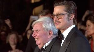 BFI, Brad Pitt, war veteran Peter Comfort