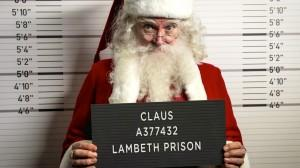 Get Santa - finds himslef in prison