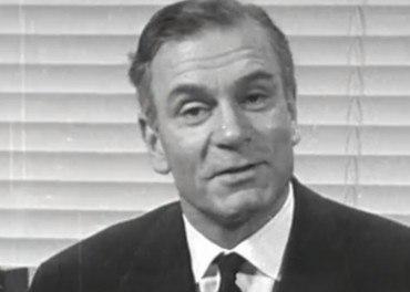 Laurence Olivier launches UTV 1959
