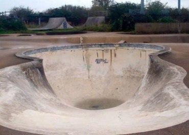 Skatepark The Rom - The Pool