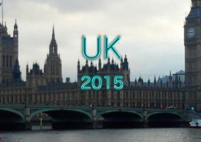 New Year 2015 UK