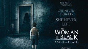 The Woman in Black 2 - horror thriller