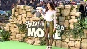 European Premiere Shaun the Sheep Movie - Eliza Dolittle