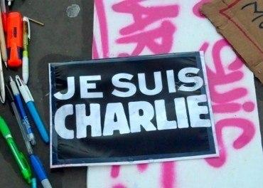 Je Suis Charlie London