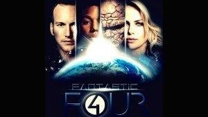 Fantastic Four thrilling sci-fi