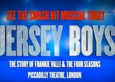 Jersey Boys - hit musical
