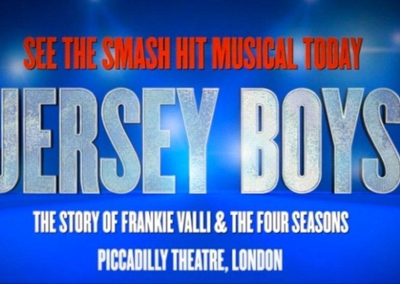 Jersey Boys - hit musical