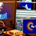 Big Centre TV ready to go