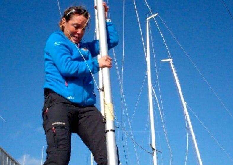 Rio 2016 Paralympian sailor Helena Lucas MBE