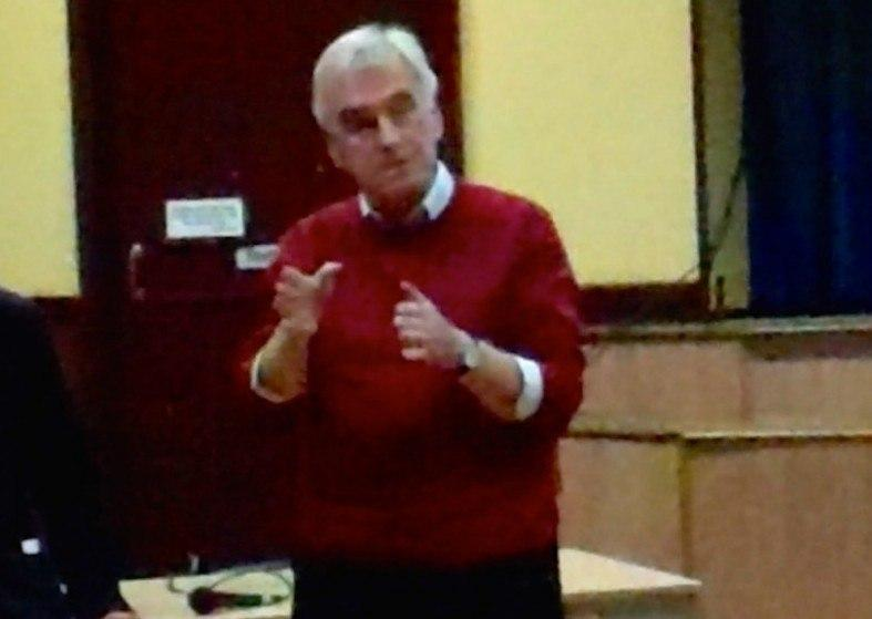 John McDonnell Labour MP Hayes & Harlington
