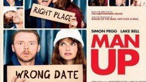 Man Up romantic comedy