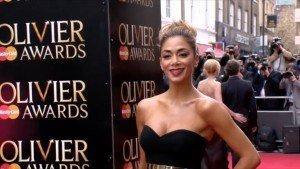 Olivier Awards 2015 Nicole Scherzinger