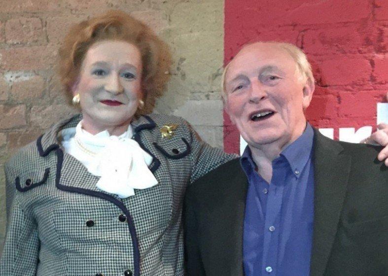 Dead Sheep Thatcher Kinnock 24 April 2015