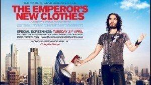 Russell Brand: The Emperor's New Clothes doco