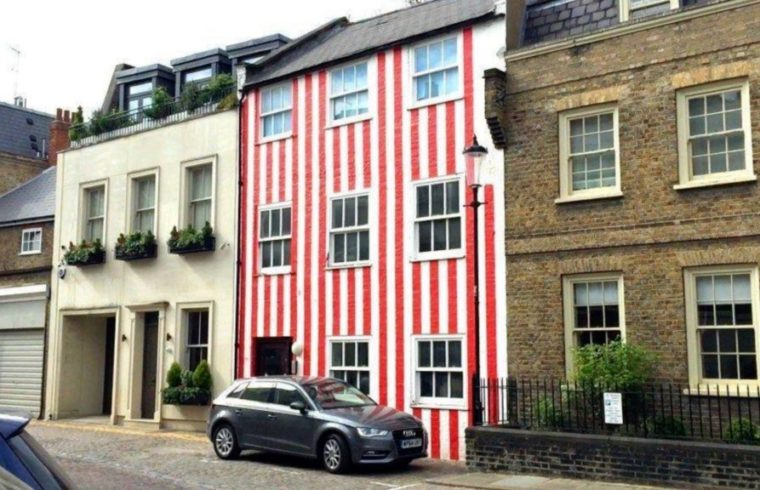 House of Stripes London