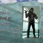 Michael Jackson Statue Manchester