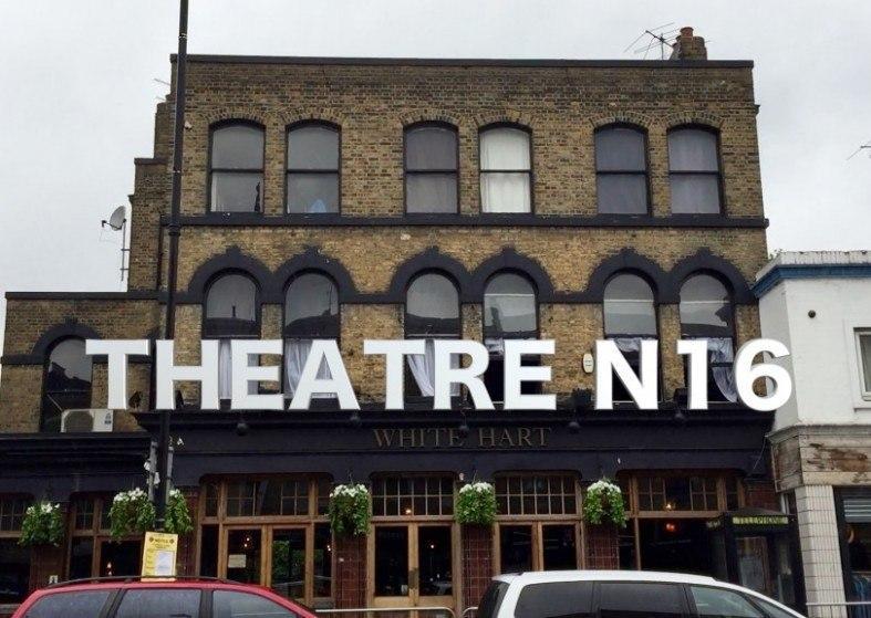 Theatre N16 at White Hart Pub