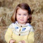 Princess Charlotte 2 years old