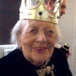 94-year-old actress 'Queen Anne'