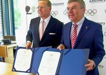 Discovery Clinches IOC deal