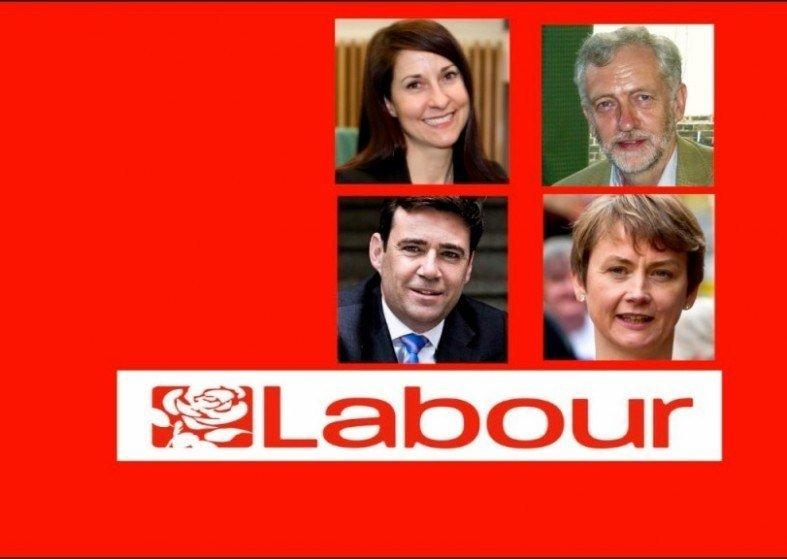 Labour Party New Leader candidates