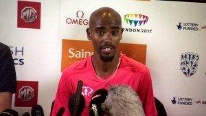 Mo Farah if true will be first to leave