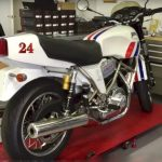 Hesketh 24 Up Close