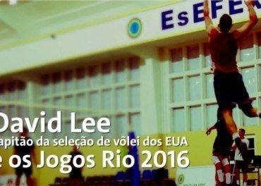 David Lee talks Rio 2016
