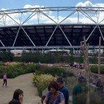 Queen Elizabeth Olympic Park 2015 changes