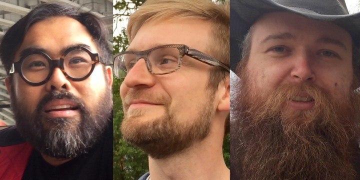 Beard or Not to Beard a male trend