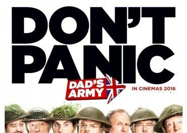 Dad's Army reporting for duty