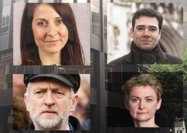 Corbyn Mania Labour Leadership challenge