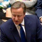 David Cameron give easy time