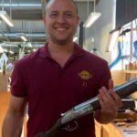 guns Jamie Johnston helps make them