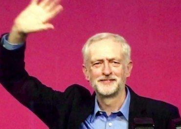 Jeremy Corbyn New Labour Leader
