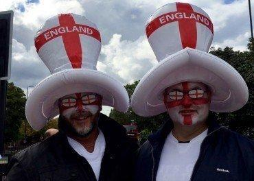 Rugby World Cup first day