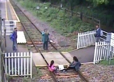 Rail Crossing Warning
