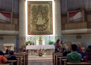 Paris Memorial Service Notre Dame de France London